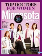 Minnesota Monthly Magazine 2009