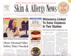 Skin & Allergy News Magazine
