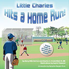 Little Charles Hits a Home Run book cover