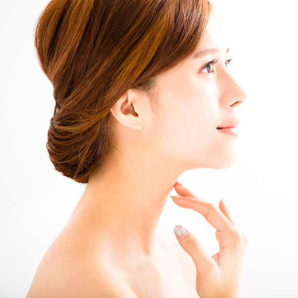 Neck jowls sagging treatments